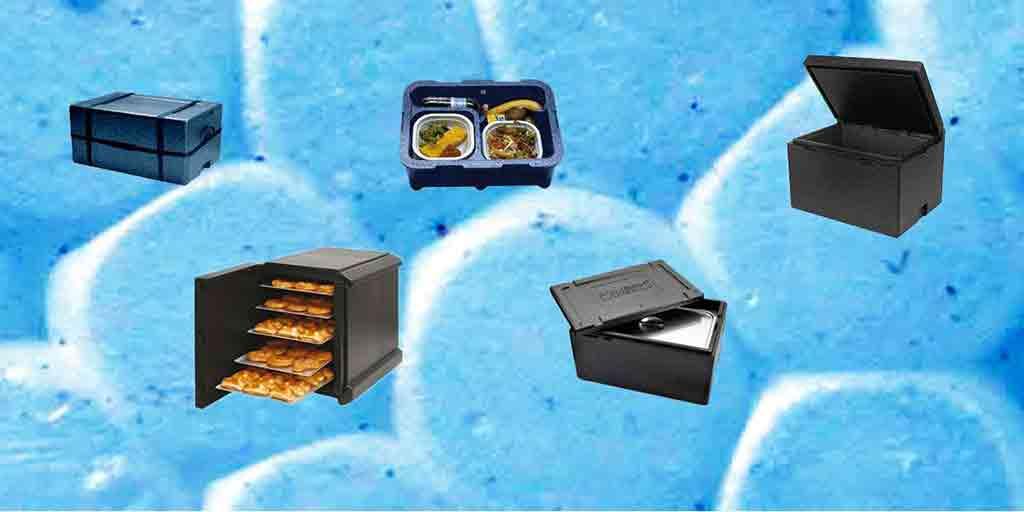 Imballaggi in polistirolo scatole termiche lavorazione pvc for Contenitori termici per alimenti
